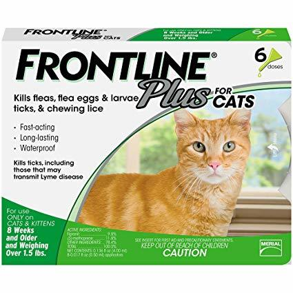 Frontline Plus for Cats Budget Pet Care Coupon Code