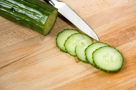 Whats in Cucumbers